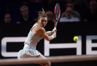 Simona Halep dezvaluie numele jucatoarei pe care vrea sa o evite cu orice pret la Stuttgart