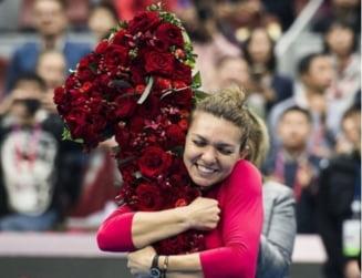 Simona Halep dezvaluie problema pe care o are de cand a urcat pe primul loc in clasamentul WTA