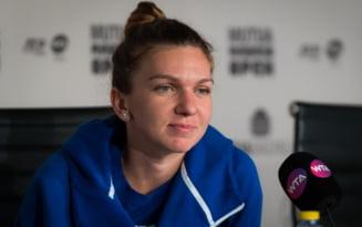 Simona Halep explica de ce a pierdut finala de la Madrid: Niciodata n-am trait asa ceva si nici n-am crezut ca se poate intampla