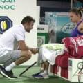 Simona Halep explica discutia tensionata cu antrenorul ei de la Indian Wells