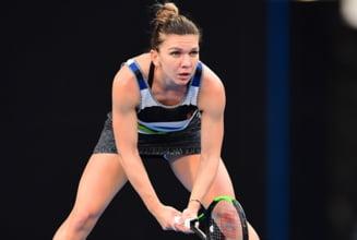 Simona Halep explica motivul infrangerii din meciul cu Belinda Bencici de la Dubai