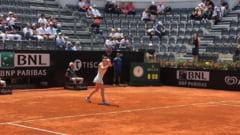Simona Halep explica pe larg ce nu a mers in finala cu Elina Svitolina