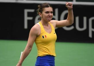 Simona Halep face dezvaluiri din vestiarul Romaniei: O tenismena nu mai dorea sa intre pe teren