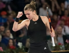 Simona Halep face lumina in privinta Fed Cup