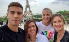 Simona Halep face primele declaratii dupa ce a ajuns la Roland Garros
