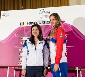 Simona Halep face un anunt excelent inaintea duelului de foc din Fed Cup: Ce spune despre problemele medicale