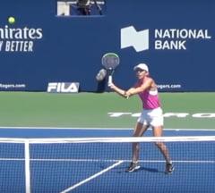 Simona Halep face un anunt ingrijorator dupa primul meci la Rogers Cup