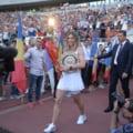 Simona Halep face un gest superb dupa titlul castigat la Wimbledon