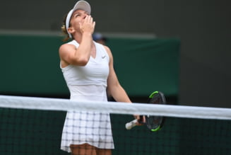 Simona Halep face un salt important in clasamentul WTA dupa calificarea in finala de la Wimbledon