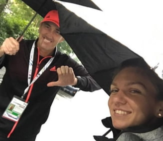Simona Halep i-a facut o noua oferta lui Darren Cahill