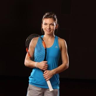 Simona Halep i-a impresionat pe americani: Ce scriu despre rivalitatea cu Serena si Sharapova