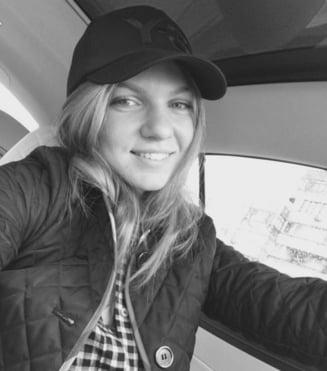 Simona Halep i-a impresionat pe jurnalistii straini: Specialistii ar putea fi socati