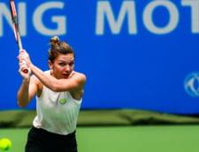 Simona Halep i-a transmis un mesaj lui Marius Copil, inainte de finala acestuia cu Roger Federer la Basel