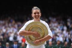 Simona Halep intra pe o lista extrem de selecta a tenisului mondial in ultimii 20 de ani, dupa cucerirea Wimbledonului