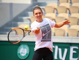 Simona Halep isi analizeaza prima adversara de la Roland Garros: E o luptatoare
