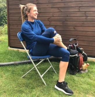 Simona Halep isi analizeaza urmatorul meci de la Wimbledon: Sigur o sa fie greu