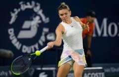 Simona Halep isi ia revansa cu Aryna Sabalenka si avanseaza in semifinalele turneului de la Dubai