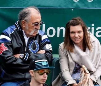 Simona Halep l-a surprins pe Tiriac: O cunosteam foarte putin