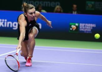 Simona Halep l-a uimit pe Ilie Nastase - ce spune fostul tenismen de schimbarea antrenorului