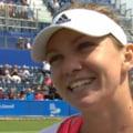 Simona Halep la Wimbledon: E remarcabila, trebuie urmarita
