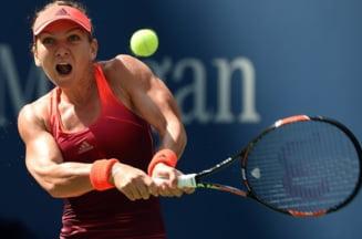 Simona Halep neaga vehement ipoteza lansata de americani dupa eliminarea de la US Open