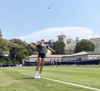 Simona Halep nu renunta dupa ce a ratat din nou locul 1 WTA: Muncesc in continuare