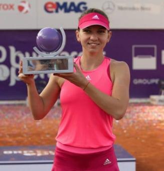 Simona Halep nu va juca la turneul de la Bucuresti