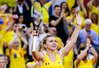 Simona Halep nu va juca pentru Romania in duelul cu Rusia din Fed Cup