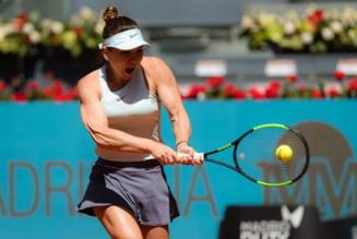 Simona Halep o invinge pe Belinda Bencic si se califica in finala turneului de la Madrid