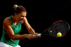 Simona Halep pierde a treia sa finala la Cincinnati, dupa ce a ratat o minge de meci