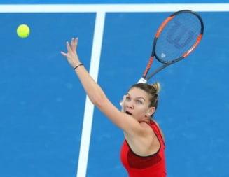 Simona Halep pierde finala de la Australian Open dupa o partida halucinanta