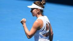 Simona Halep poate face un salt important in clasamentul castigurilor financiare all-time, daca o va invinge pe Elise Mertens la Australian Open