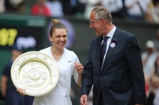 Simona Halep prezinta noul sau obiectiv dupa castigarea turneului de la Wimbledon
