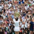 Simona Halep prezinta trofeul Wimbledon si in Constanta: Iata cand va avea loc evenimentul