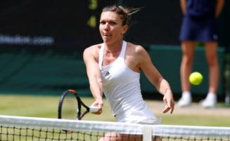 Simona Halep priveste partea pozitiva dupa eliminarea de la Wimbledon: Sunt cu adevarat increzatoare