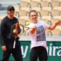 Simona Halep raspunde emotionant la mesajul lui Darren Cahill