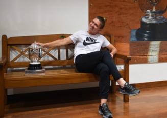 Simona Halep reuseste o noua performanta de exceptie. Caroline Wozniacki nu a prins nici macar top 10