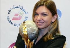 Simona Halep reuseste o noua performanta remarcabila