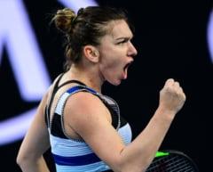 Simona Halep reuseste o performanta extraordinara, chiar daca a pierdut primul loc WTA