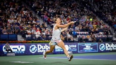 Simona Halep revine in tenis. Ce a spus romanca la plecarea spre primul turneu dupa accidentarea groaznica de la Roma