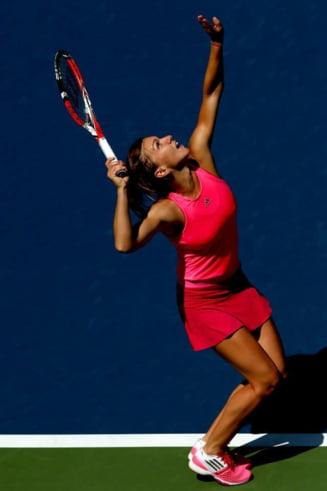 Simona Halep revine pe teren: Avancronica meciului cu Pavlyuchenkova, de la Wuhan