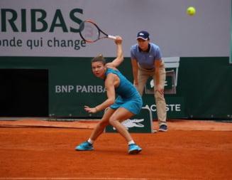 Simona Halep revine spectaculos si se califica in turul doi la Roland Garros