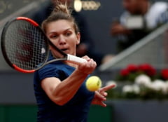 Simona Halep revine superb si se califica in optimi la Cincinnati