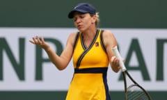 Simona Halep s-a întors acasă, după eșecul de la Indian Wells! Ce o mulțumește în ciuda eliminării rapide din California