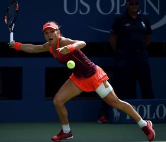Simona Halep s-a accidentat la US Open: Prima declaratie a romancei