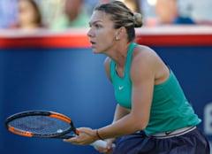 Simona Halep s-a calificat fara emotii in finala Rogers Cup