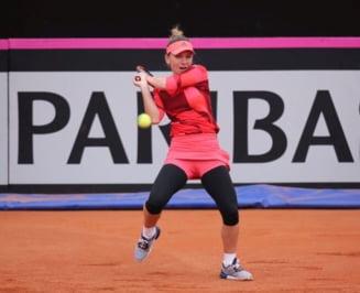 Simona Halep s-a calificat fara emotii in sferturi la Stuttgart