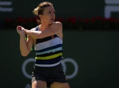 Simona Halep s-a calificat fara emotii in turul trei la Miami