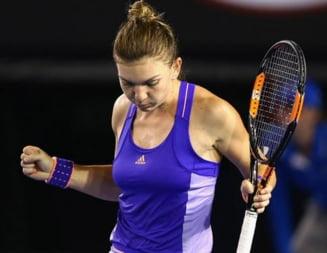 Simona Halep s-a calificat fara probleme in turul III la Australian Open
