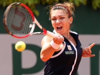 Simona Halep s-a calificat in finala la Doha (Video)
